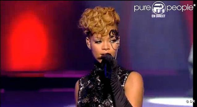 RiRi aux NRJ Music Awards