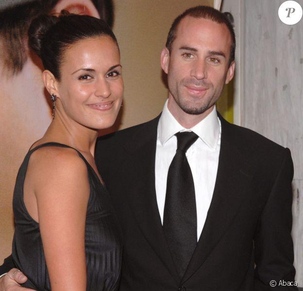 Joseph Fiennes et son épouse Maria Dolores Diéguez