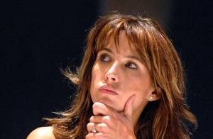 Pourquoi Sophie Marceau a quitté précipitemment  hier le plateau du JT de TF1...