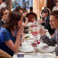 Anne Hathaway et Topher Grace dans Valentine's Day
