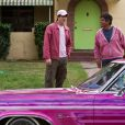 Ashton Kutcher et George Lopez dans Valentine's Day