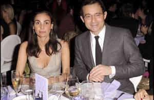 Inés Sastre et Jean-Luc Delarue, Dita Von Teese et Louis-Marie de Castelbajac... Les amoureux montrent leur soutien avec élégance !