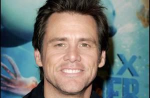 Regardez Jim Carrey faire son numéro de charme... à Claire Chazal !