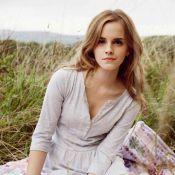 Emma Watson vous rhabille avec douceur...
