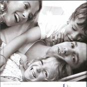 Le fils de Ronnie Wood dévoile sa très belle famille, qui laisse un parfum de bonheur....