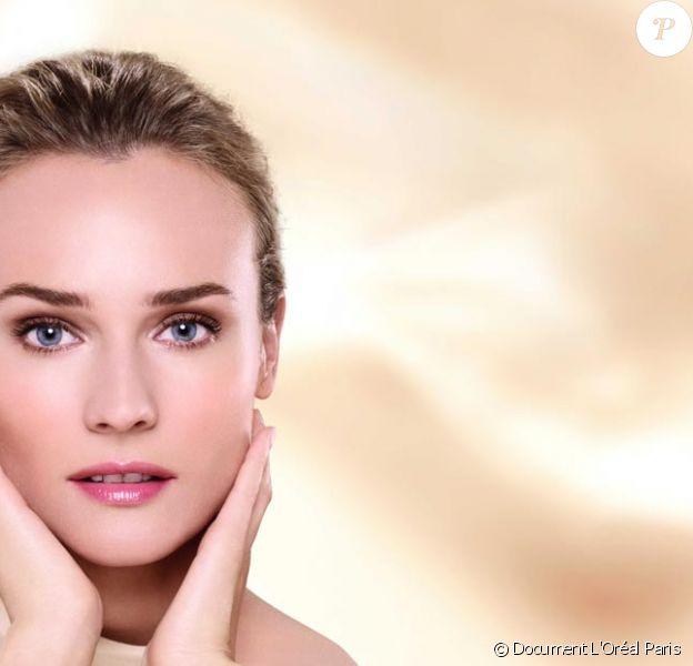Diane Kruger, nouvelle ambassadrice L'Oréal Paris