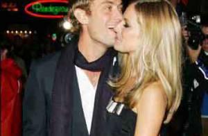 Jude Law et Sienna Miller : Leur première sortie en amoureux ! Ils s'aiment, c'est sûr !