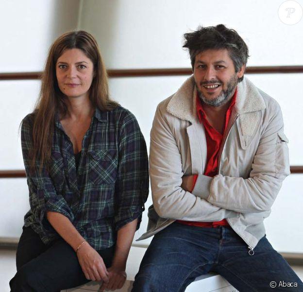 Chiara Mastroianni et Christophe Honoré au festival de San Sebastian, le 21 septembre 2009 !