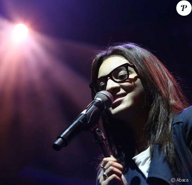 Camélia-Jordana sur scène, le 13 septembre 2009 !