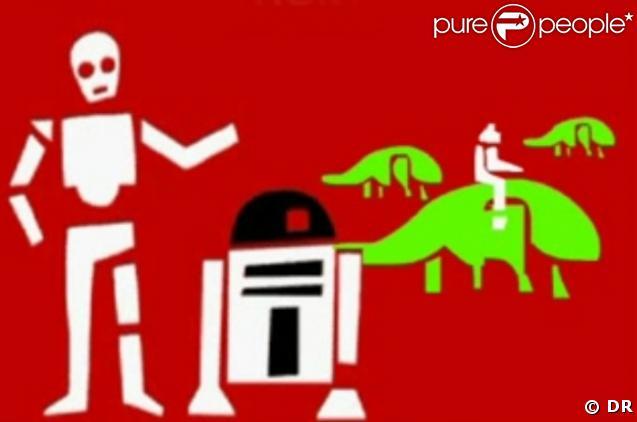 Le nouveau générique de Star Wars !