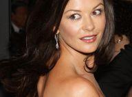 Catherine Zeta-Jones se trouve trop vieille pour les scènes d'amour...
