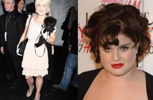Revivez en images la métamorphose incroyable de Kelly Osbourne... elle a littéralement fondu !