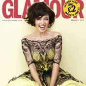 Dannii Minogue : Enceinte et pétillante, elle affiche une poitrine très généreuse... lors d'un shooting !