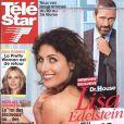 Télé Star avec Lisa Edelstein en couverture
