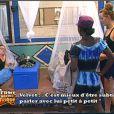 Les filles conseillent Surya pour Olivier