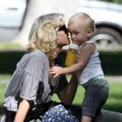Gwen Stefani : Zuma gambade, Kingston s'amuse... Elle est aux anges avec ses garçons !