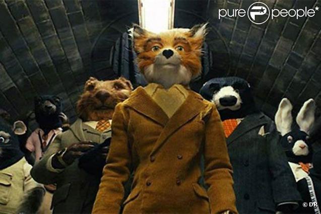 Des images de  Fantastic Mr. Fox.