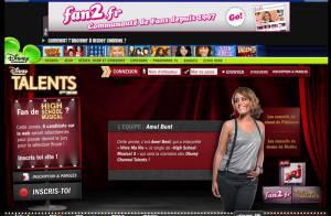 Interview exclusive - Amel Bent : Des larmes aux Enfoirés, mais tout le sourire d'une grande soeur... pour les jeunes talents Disney !
