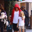 Ryan Phillippe et ses enfants Ava et Deacon, le 6 juillet 2009 !