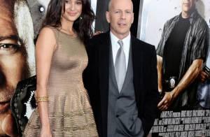 Bruce Willis et sa superbe Emma Heming : des amoureux éperdus... pour une soirée pleine d'humour !