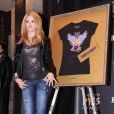 Shakira au Hard Rock Café de Washington