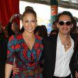 Jennifer Lopez et son mari Marc Anthony !