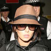 Cheryl Cole : Une femme trompée qui semble abattue pour son retour à Londres...