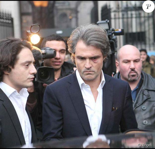 Stéphane Delajoux a déposé une quarantaine de plaintes contre des menaces de mort, apprend-on le 25 février 2010 !
