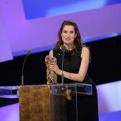 Emmanuelle Devos, gagnante d'un César, officialise avec son amoureux lors de la cérémonie !