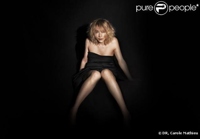 Julie Depardieu photographiée par Carole Mathieu