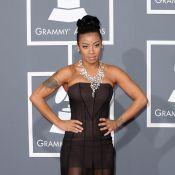 La chanteuse Keyshia Cole est maman !