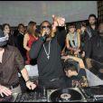 P. Diddy au VIP Room a fait la fête jusqu'au bout de la nuit !