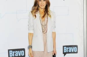Sarah Jessica Parker : Quand elle sort ses jolies jambes avec Matthew McConaughey et sa Camila...