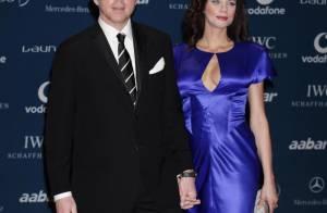 Boris Becker et Lily Kerssenberg... une première sortie officielle terriblement glamour depuis la naissance d'Amadeus !