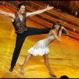 Ronn Moss danse pour le show Ballando con le Stelle le 13 mars 2010