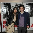 Géraldine Nakache et Manu Payet lors de l'avant-première du film Bus Palladium le 15 mars 2010