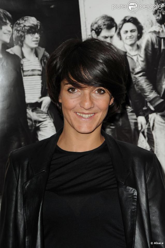 Florence Foresti lors de l'avant-première du film Bus Palladium le 15 mars 2010