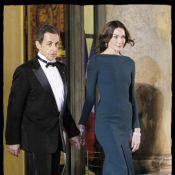 Nicolas Sarkozy : Il permet à sa femme Carla de retrouver une copine au gouvernement...