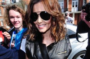Cheryl Cole : Pour ses fans, la femme bafouée fait face et affiche un sourire radieux !