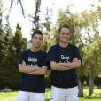 Fabrice et Nicolas : le couple belge