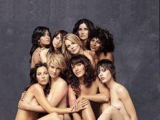 Photo : les filles de L Word posent nues... avant de tirer leur révérence !