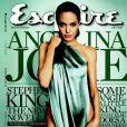 Angelina Jolie en couverture d' Esquire