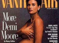Retrouvez Demi Moore, Laetitia Casta et les plus belles stars vous dévoiler leur ventre de femme enceinte...