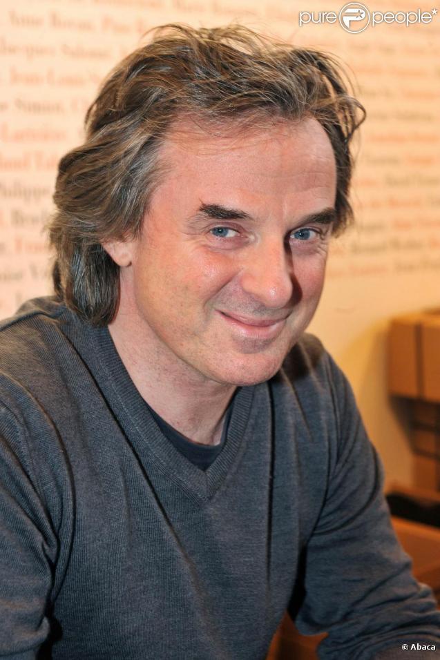 Jean christophe grange lors du salon du livre le 30 mars 2010 - Grange jean christophe prochain livre ...
