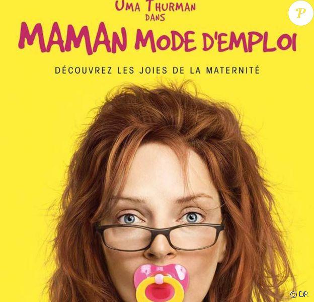Des images de Motherhood, avec Uma Thurman, sacré plus gros flop de l'histoire du box-office anglais.