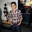 Janson Panettiere, acteur du film The Perfect Game, à l'avant-première du film, à Los Angeles, le lundi 5 avril.