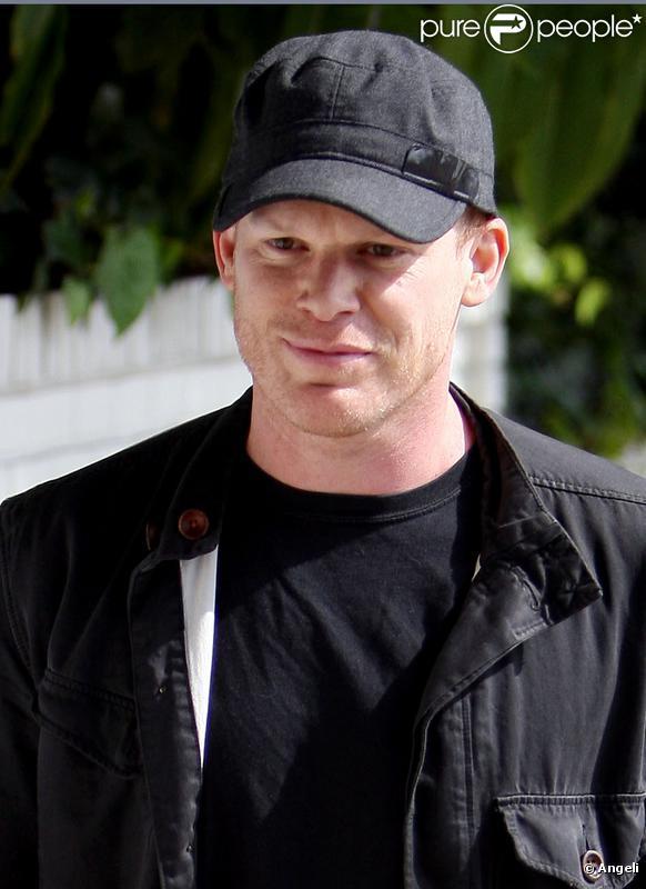 Michael C. Hall alias Dexter
