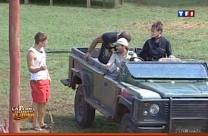 La Ferme Célébrités en Afrique : Regardez Kelly et Francky faire leurs adieux... alors que les fermiers sont très émus !