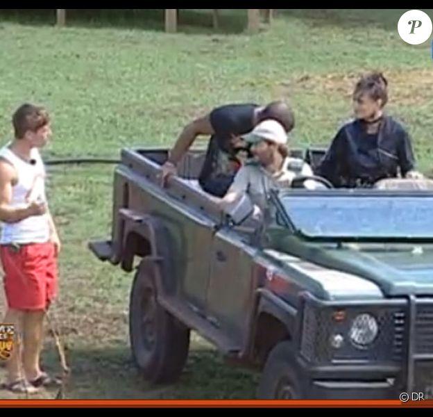 Kelly et Francky font leurs adieux à Mika