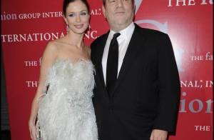 Le producteur Harvey Weinstein et Georgina Chapman attendraient leur premier enfant !